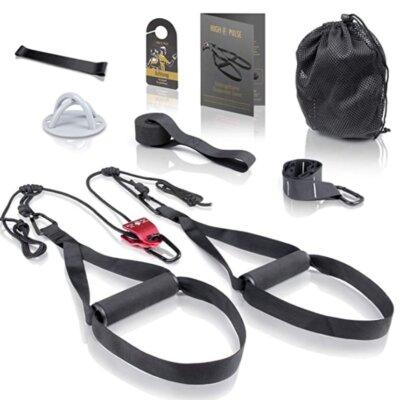 High Pulse - Migliore TRX e cinghie per sospensione per accessori