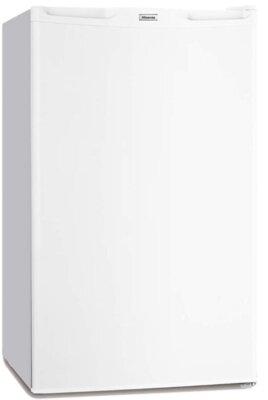 Hisense RR130D4BW1 - Migliore frigorifero piccolo monoporta con ripiani XXL