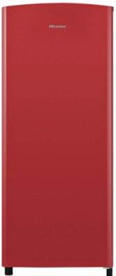Hisense Rr220D4Erf - Migliore frigorifero piccolo monoporta per colore rosso