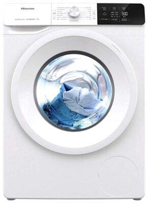 Hisense WFGE90141VM - Migliore lavatrice da 9 kg per ampiezza bocca di carico e apertura oblò