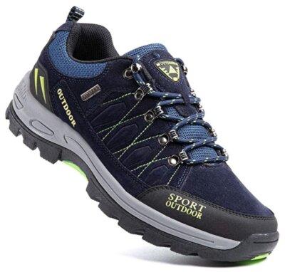 Hitmars da Uomo - Migliori scarpe da trekking per suola in gomma strutturata