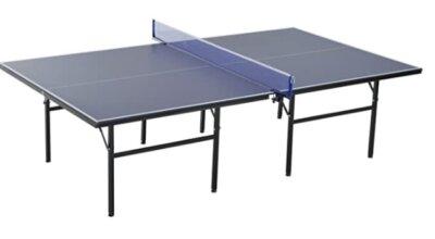 homcom - Migliore tavolo da ping pong economico in legno MDF