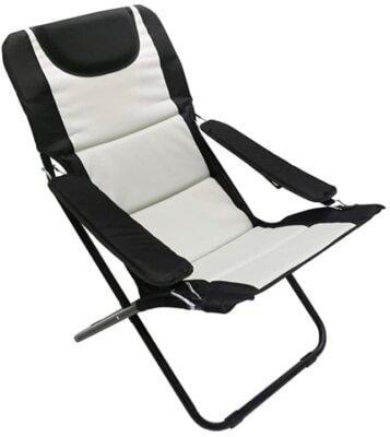 Homecall - Migliore sedia pieghevole da campeggio per imbottitura in schiuma