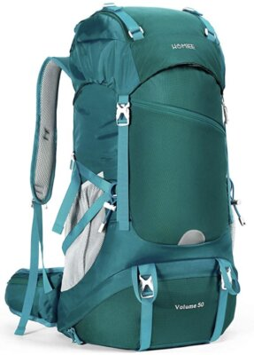 Homiee - Migliore zaino da alpinismo per potente sistema portante
