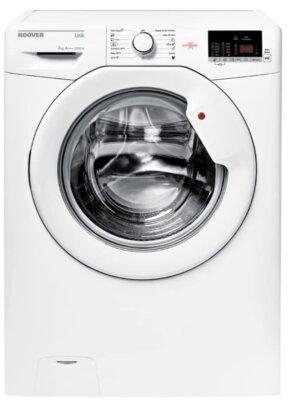 Hoover 1 HL4 1272D3 2-S - Migliore lavatrice Hoover 7 kg per profondità 41,5 cm