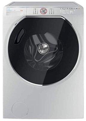 Hoover AWMPD 49LH7 1-S - Migliore lavatrice Hoover 9 kg per cura del bucato smart