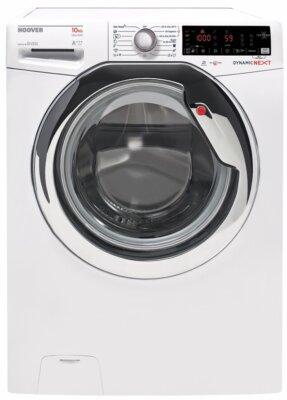 Hoover DXOA 610AHC3 1-S - Migliore lavatrice Hoover 10 kg per silenziosità