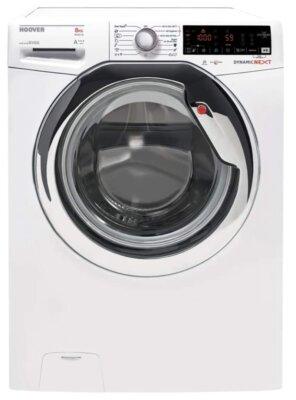 Hoover DXOA 68AHC3-S - Migliore lavatrice da 8 kg per tecnologia all in one