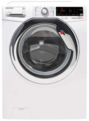 Hoover DXOA 68AHC3-S - Migliore lavatrice Hoover 8 kg per tecnologia all in one e vapore