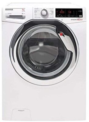 Hoover DXOA4 37HC3 2 - Migliore lavatrice Hoover 7 kg per silenziosità ed efficienza