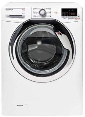 Hoover DXOC34 26C3 2-S - Migliore lavatrice da 6 kg slim per profondità 34 cm
