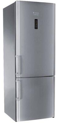 Hotpoint Ariston E2BYH 19323 F O3 - Migliore frigorifero Hotpoint Ariston doppia porta per congelatore in basso