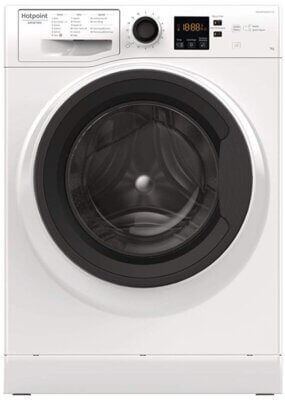 Hotpoint Ariston NF723WK - Migliore lavatrice Hotpoint 7 kg per Opzione Rapid