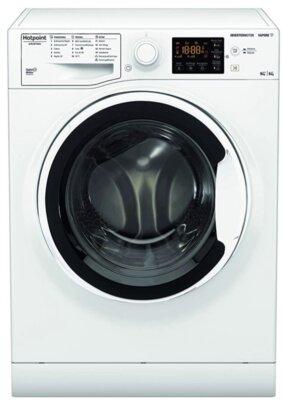 Hotpoint NDB 96443 W IT N - Migliore lavatrice con asciugatrice per AntiStain e cicli con vapore