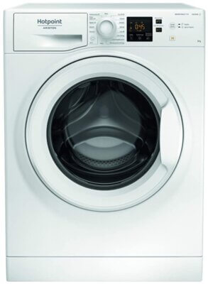 Hotpoint NFR328W IT N - Migliore lavatrice Hotpoint 8 kg per opzioni