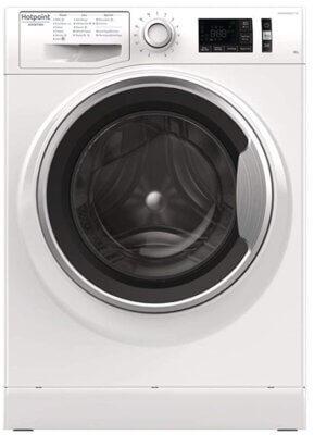 Hotpoint NR548GWSA - Migliore lavatrice Hotpoint 8 kg per classe energetica D