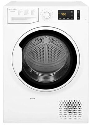 Hotpoint NT M11 91WK - Migliore asciugatrice Hotpoint 9 kg per filtro easy cleaning