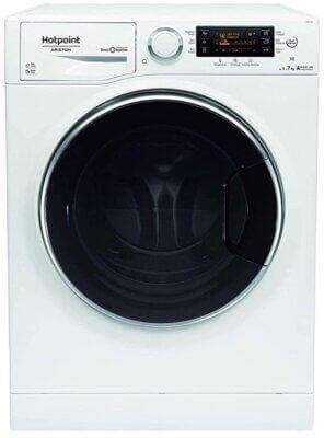 Hotpoint RSPD 724 JD IT - Migliore lavatrice Hotpoint 7 kg per design slim