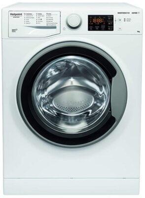 Hotpoint RSSG 722V S IT N - Migliore lavatrice Hotpoint 7 kg per profondità ridotta