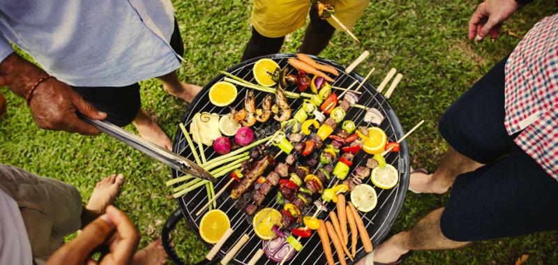 I migliori barbecue senza fumo