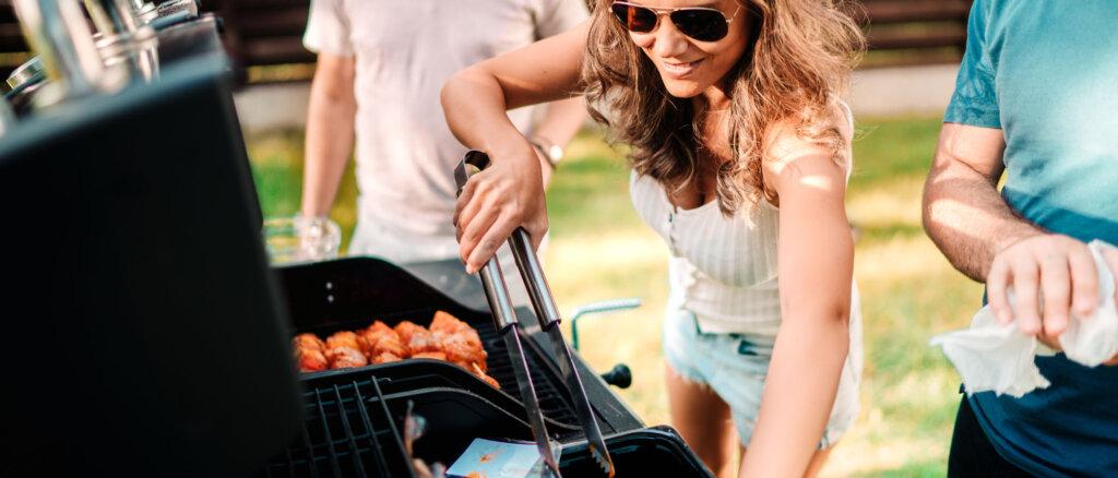 I migliori barbecue weber