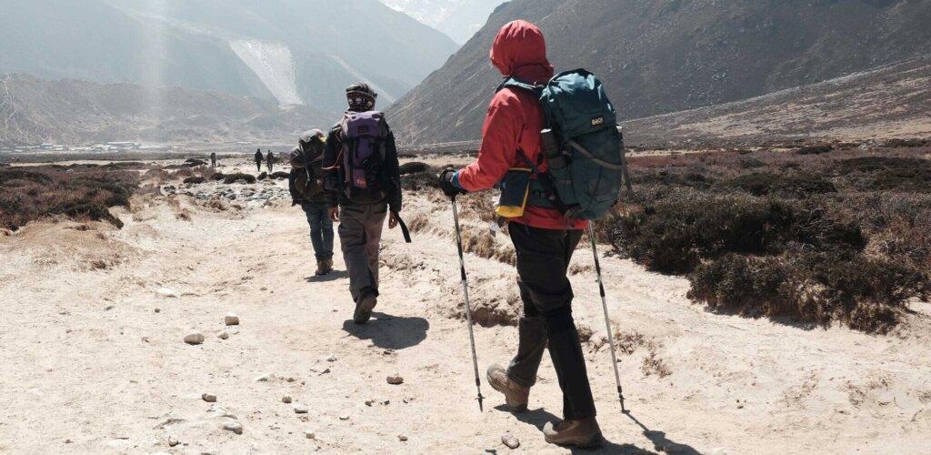 i migliori bastoncini da trekking