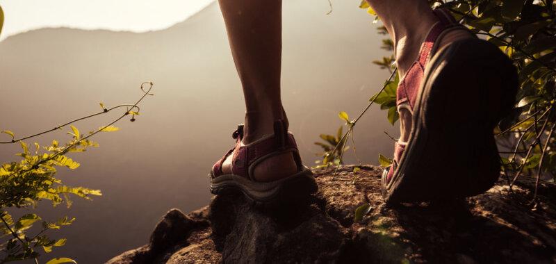 I migliori sandali trekking