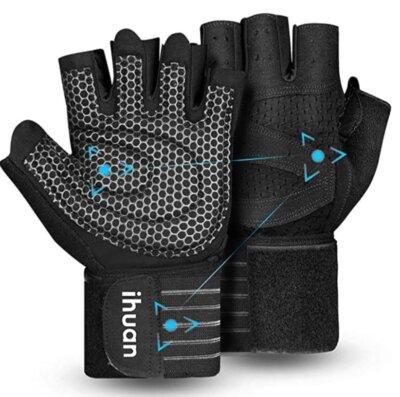 ihuan - Migliori guanti da palestra per comodità