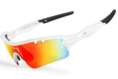 Inbike - Migliori occhiali da running per 5 lenti intercambiabili