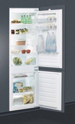 Indesit B 18 A1 D I - Migliore frigorifero Indesit incasso per color acciaio