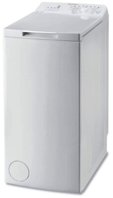 Indesit BTW L60300 IT - Migliore lavatrice da 6 kg carica dall'alto per opzione Extra Lavaggio