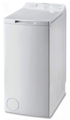 Indesit BTW L72200 IT/N - Migliore lavatrice da 7 kg per carica dall'alto