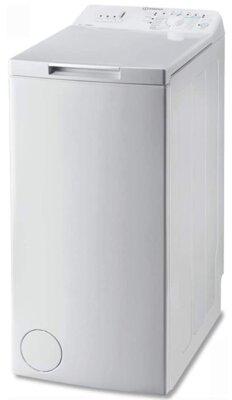 Indesit BTW L72200 IT N - Migliore lavatrice Indesit carica dall'alto per capacità 7 kg