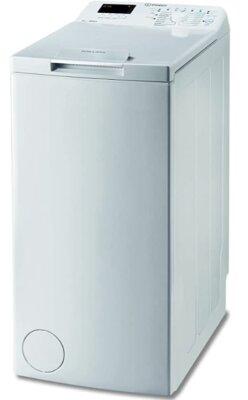 Indesit BTW S6230P IT N - Migliore lavatrice da 6 kg carica dall'alto per maniglia push & open