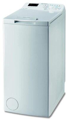 Indesit BTW S6230P IT - N - Migliore lavatrice Indesit carica dall'alto per Push&Open