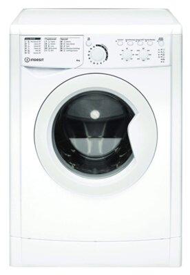 Indesit EWC 61051 W IT N - Migliore lavatrice da 6 kg carica frontale per ottimizzazione del consumo di acqua