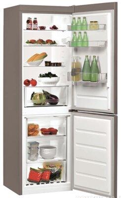 Indesit LR7 S2 X - Migliore frigorifero Indesit combinato per capacità