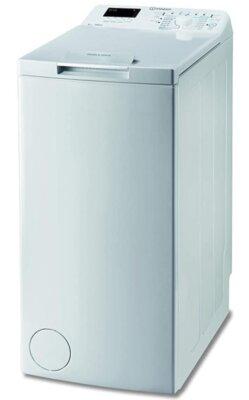 Indesit - Migliore lavatrice con carica dall'alto per maniglia push & open