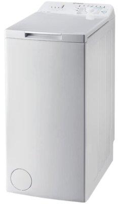 Indesit - Migliore lavatrice con carica dall'alto per posizionamento automatico del cesto