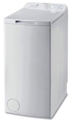Indesit - Migliore lavatrice con carica dall'alto per stabilità
