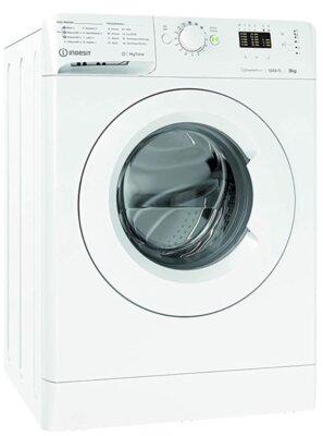 Indesit - Migliore lavatrice con carica frontale per 5 programmi rapidi