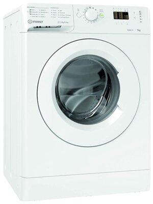 Indesit MTWA 71252 W IT - Migliore lavatrice Indesit 7 kg per opzione Stira Facile