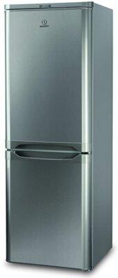 Indesit NCAA 55 NX - Migliore frigorifero Indesit combinato per colore inox
