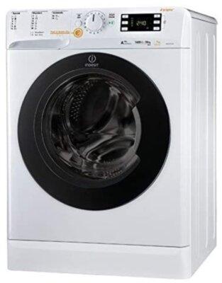 Indesit XWDE 1071481XWKKK EU - Migliore lavatrice con asciugatrice per tasto Push & Wash + Dry
