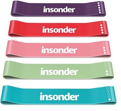 Insonder - Migliori elastici di resistenza in set progressivo