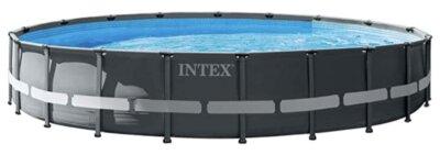 Intex - Migliore piscina da giardino fuori terra per grandezza