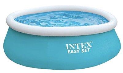 Intex - Migliore piscina da giardino fuori terra per tecnologia Super-Tough