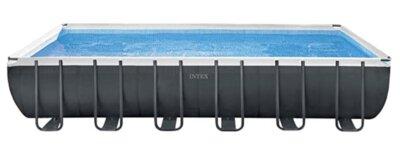 Intex - Migliore piscina da giardino fuori terra per telaio XTR