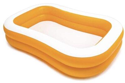 Intex - Migliore piscina gonfiabile per color mandarino