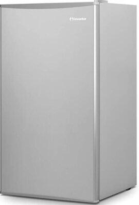 Inventor INVMS93A2EC - Migliore frigorifero piccolo per color argento